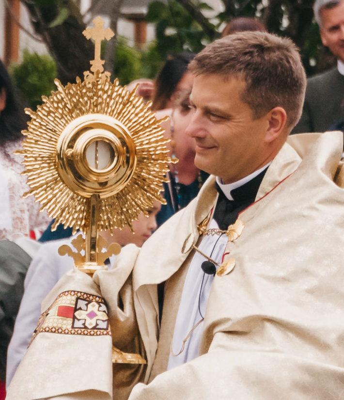 Father Derek Lappe